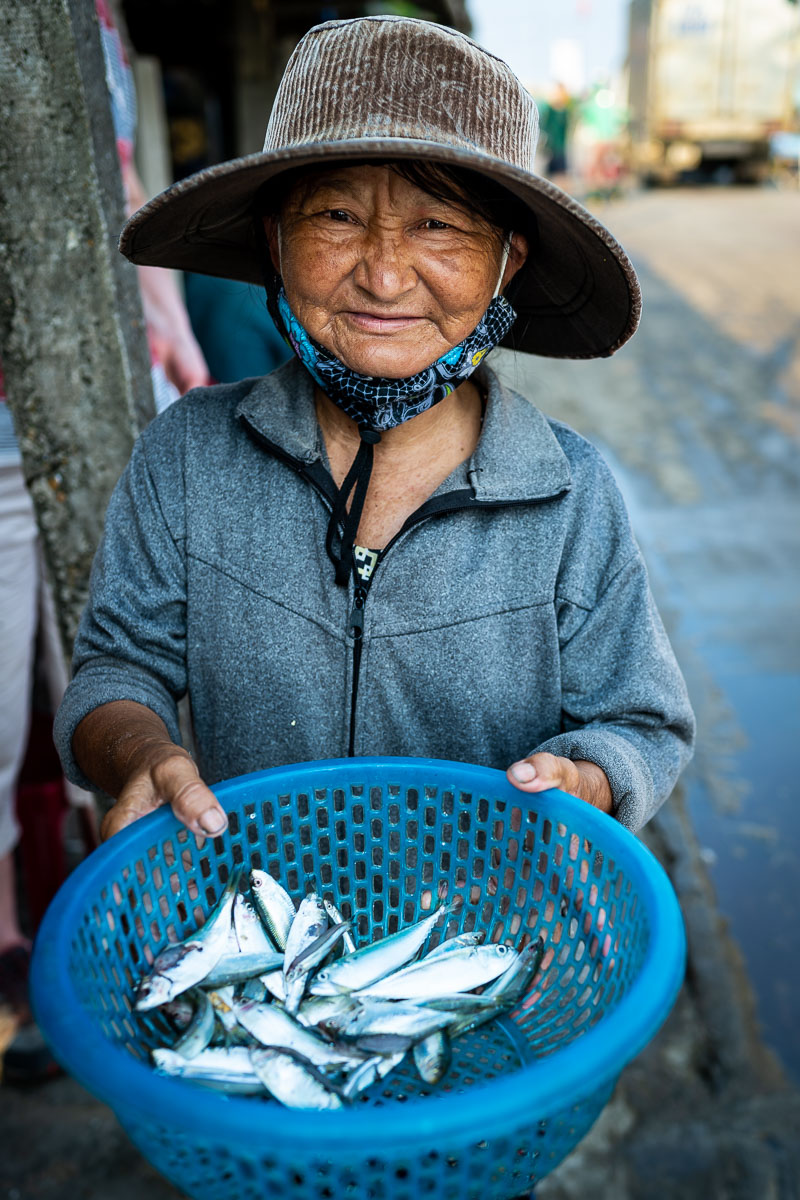 Hoi An Photo Tour Fishing Village